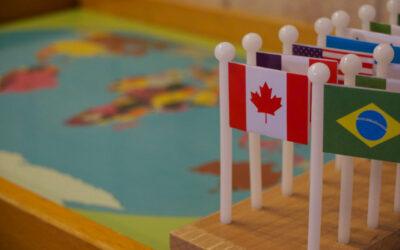 La pédagogie Montessori au service de l'enseignement du français précoce PARTIE 1